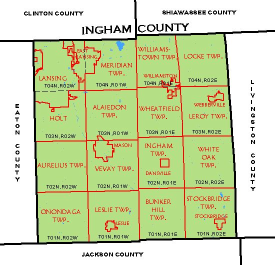 michigan cities map with Ingham on Mi Ravenna additionally Mi Mears furthermore Montana Location On The Us Map likewise Mi Perry likewise Satellite Photo Earth At Night.
